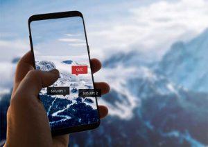 Alps Integral Phone AR