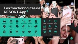 resort app
